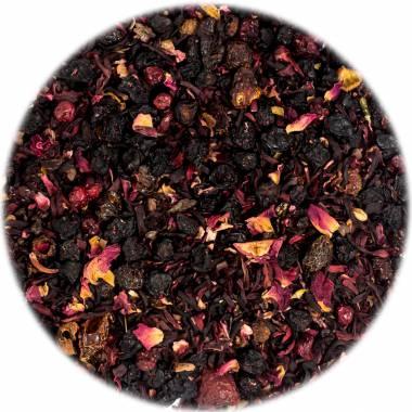 фруктовый с арбузом чай