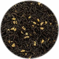 чай черный с имбирем