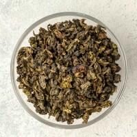 Листья высокогорных кустов китайской камелии, 100% китайский чай улун.