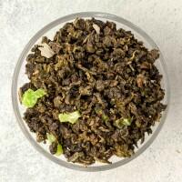 100% китайский чай улун,натуральное масло виноградных косточек и кусочками ананаса